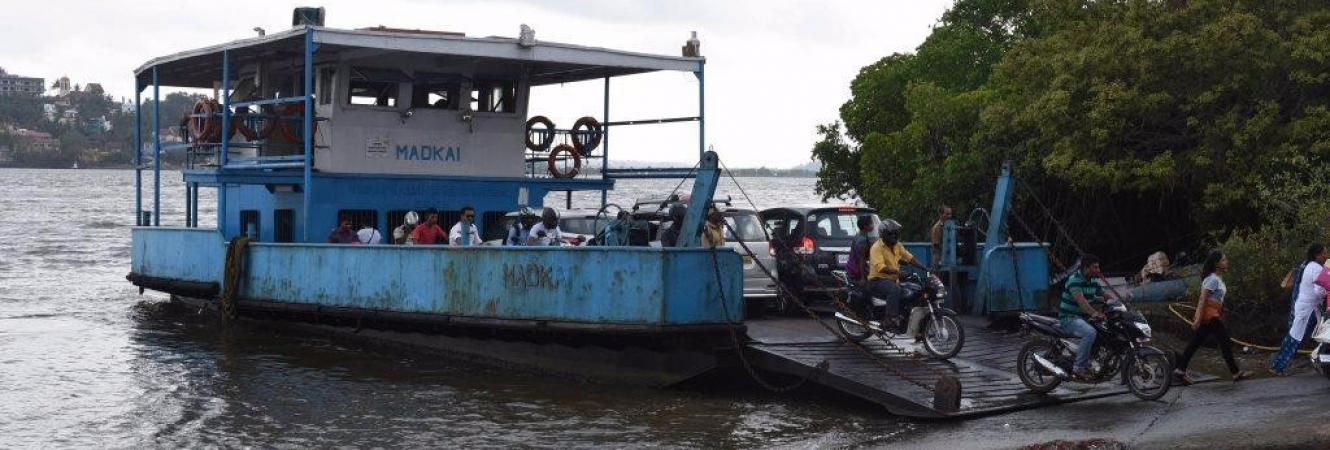 How to reach – Ferry Point in Charao