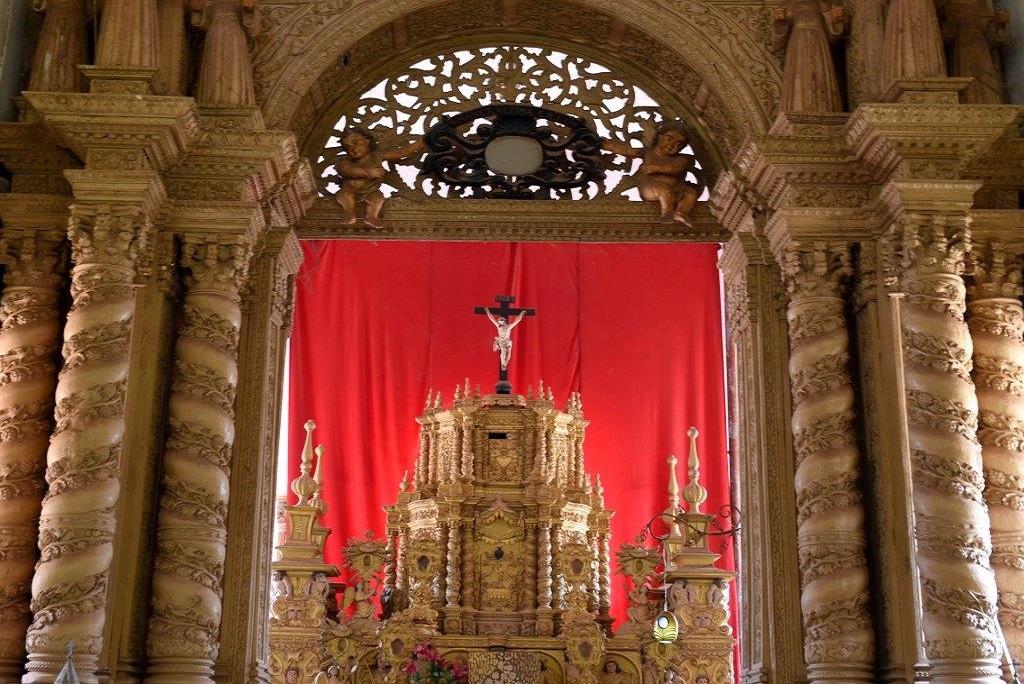 Interior Basilica of Bom Jesus (2)c
