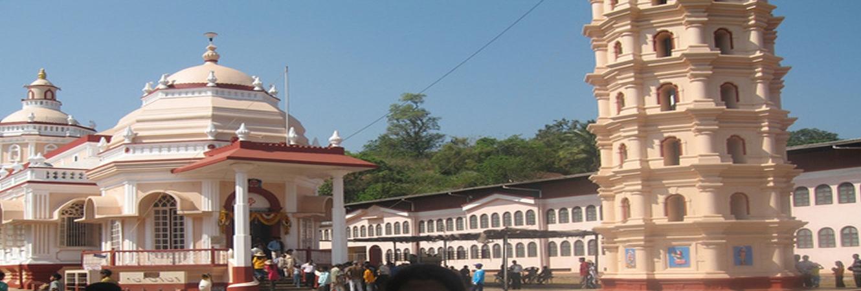 Mangueshi_Temple,_a_Hindu_temple_in_Old_Goa