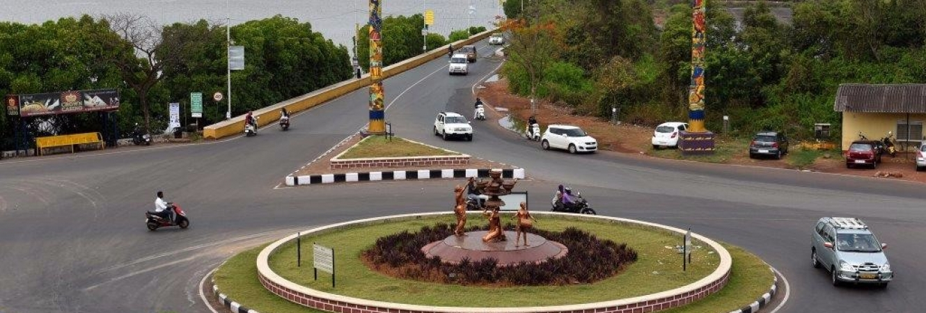 Panjim city – Panjim Highway